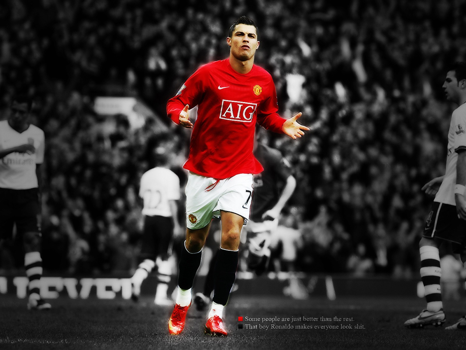10 Best <b>Cristiano Ronaldo HD</b> Wallpapers 2014 - YouTube