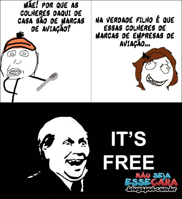meme its free grátis
