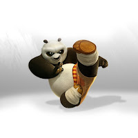 Kung Fu Panda 2 iPad and iPad 2 Wallpapers