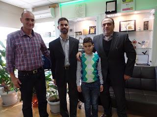 Στρατηγός, Αυγουλάς, Γιαννάκης και ο μπαμπάς του στην Δίωξη