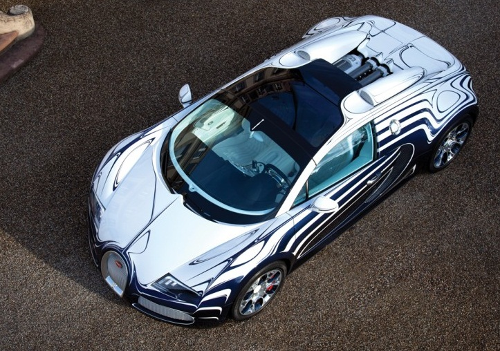 car bike fanatics bugatti veyron gran sport lor blanc. Black Bedroom Furniture Sets. Home Design Ideas