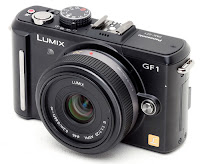 Imaxe da cámara fotográfica Lumix GF1
