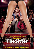 Download The Sitter (2011) UNRATED DVDRip 350MB Ganool