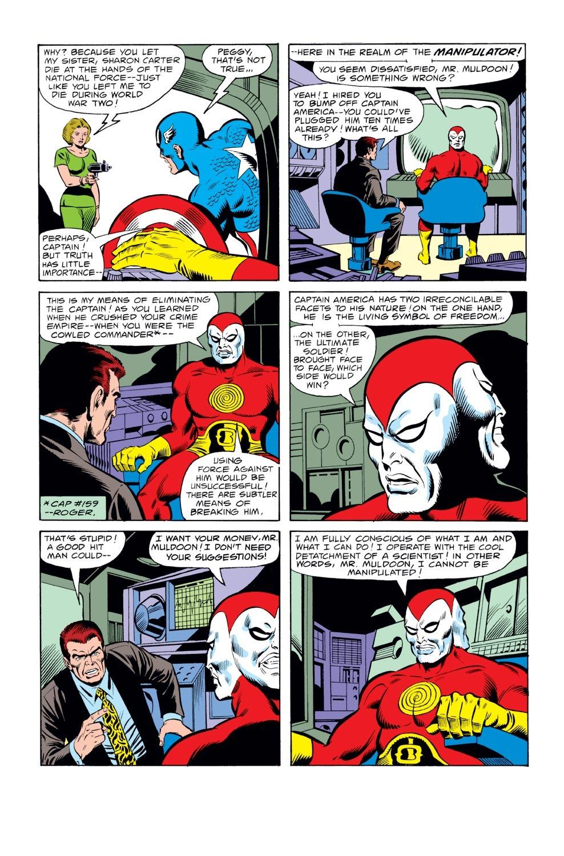 Captain America (1968) Issue #242 #157 - English 4