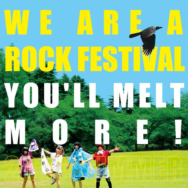 [Album] ゆるめるモ! – WE ARE A ROCK FESTIVAL (2016.07.13/MP3/RAR)