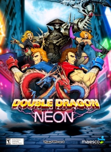 Double Dragon Neon free download game
