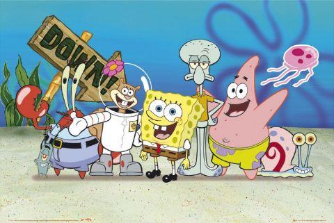 spongebob balita