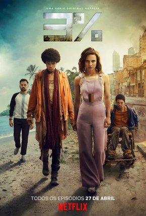 3% 2ª Temporada Torrent – WEB-DL 720p/1080p Nacional