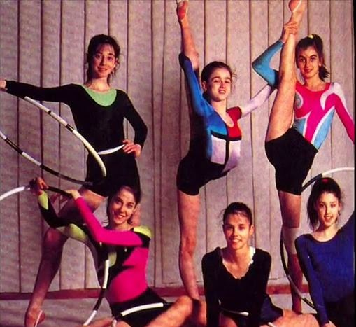 Lorena Guréndez, Nuria Cabanillas, Marta Baldó, Estíbaliz Martínez, Estela Giménez, Tania Lamarca