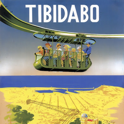 PARQUE DEL TIBIDABO: Atracciones en Barcelona 1