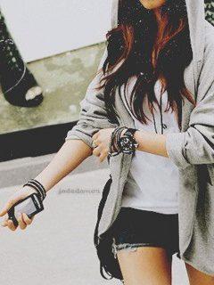 stylo girl