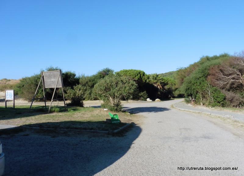 El blog de jes s los algarbes betijuelo sierra de san for Camping el jardin de las dunas tarifa