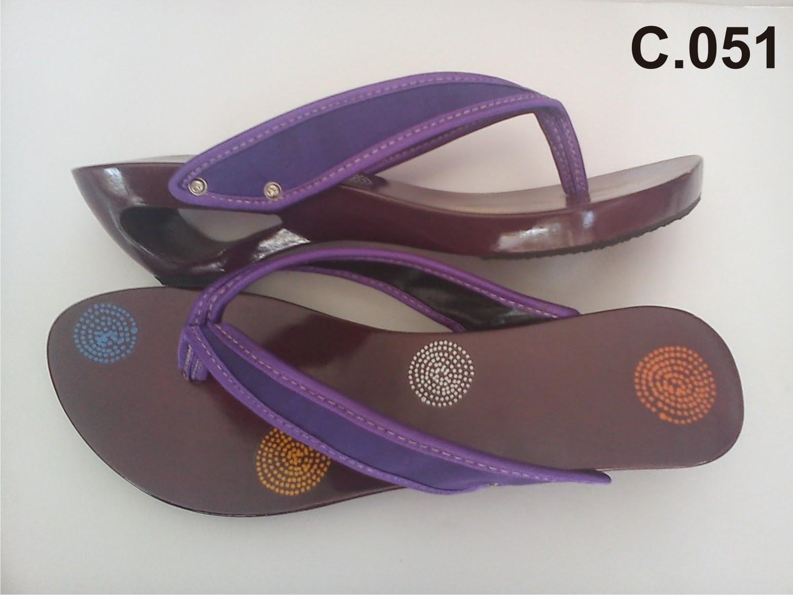 Sandal Untuk Wanita Kelom Geulis Tasikmalaya
