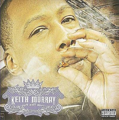 Keith Murray – Puff Puff Pass (CD) (2008) (320 kbps)