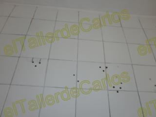 Eltallerdecarlos azulejos sueltos azulejos desprendidos - Muebles de cocina sueltos ...
