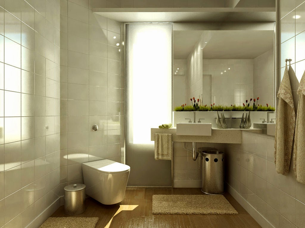 Room-Design-Bathroom-House-Modern-Minimalist