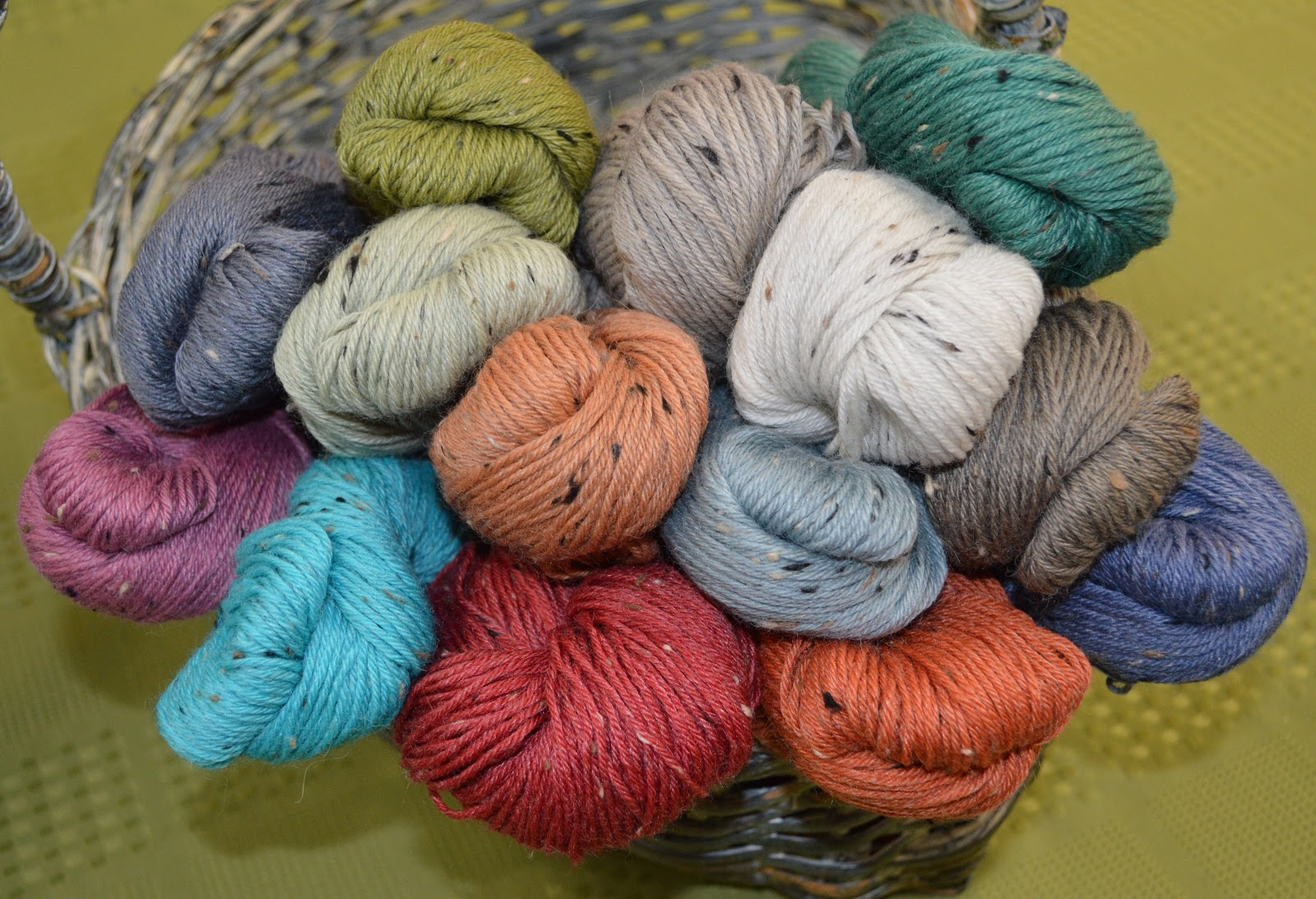 Crochet Patterns With Fine Yarn : Tangled Purls, fine yarn studio: New Yarn!