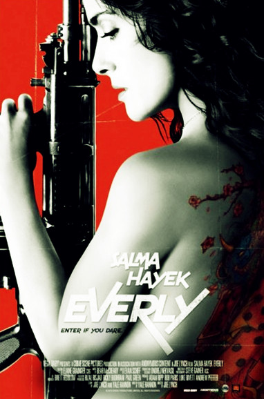 Sinopsis Film Action Everly (Salma Hayek, Jennifer Blanc)