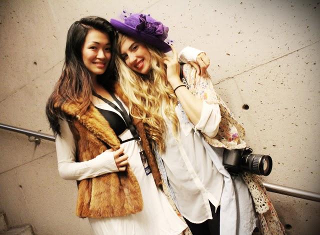 Jasmine Zhu and Claire Bouvier