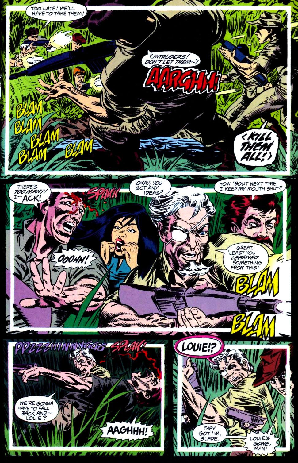 Deathstroke (1991) Issue #15 #20 - English 16