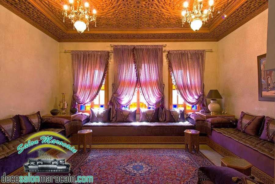 salon marocain agora