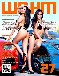 Print Issue 27 - Franchesca DC & Carolina Rusco
