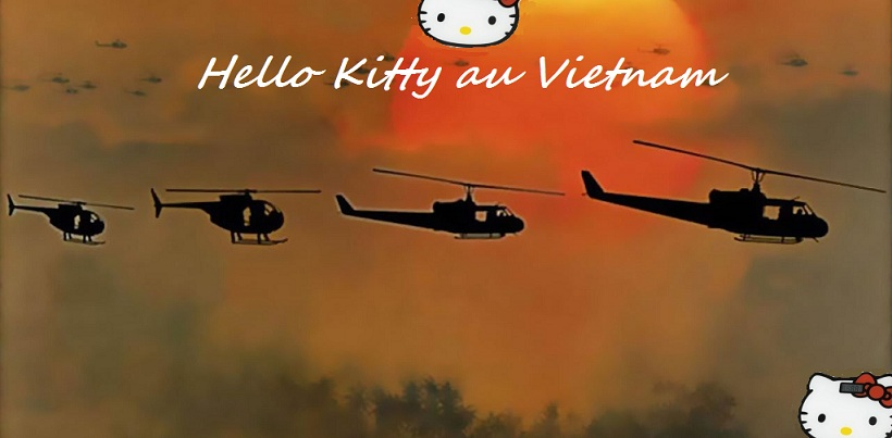 Hello Kitty au Vietnam
