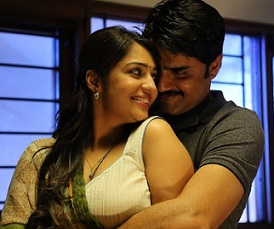 Srikanth and Nikitha in Terror movie stills