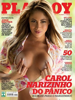 Baixar Playboy Carol Narizinho Maro 2013