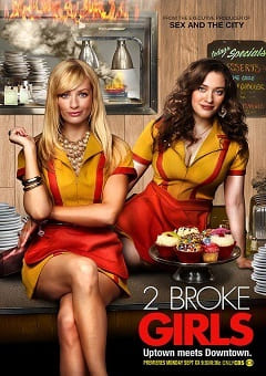 Série 2 Broke Girls - 6ª Temporada 2017 Torrent