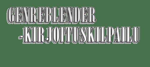 Genreblender-kirjoituskilpailu