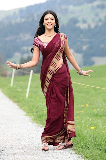 Shruthi Han Looks Stunning in Sarees Spicy Picture gallery Must see HQ Pics