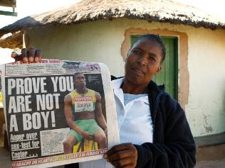 caster semenya gender test results. speculation of semenya\u0027s sex gender was central in the media \u2013 everyone could follow and read it. caster semenya test results t