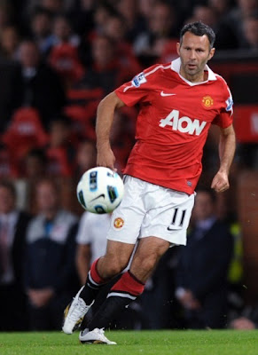 Ryan Giggs Manchester United Photo 2011