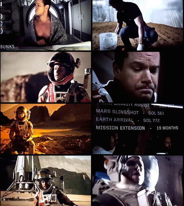 The Martian 2015 HDTS 500MB