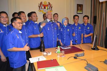 Bersama Perdana Menteri