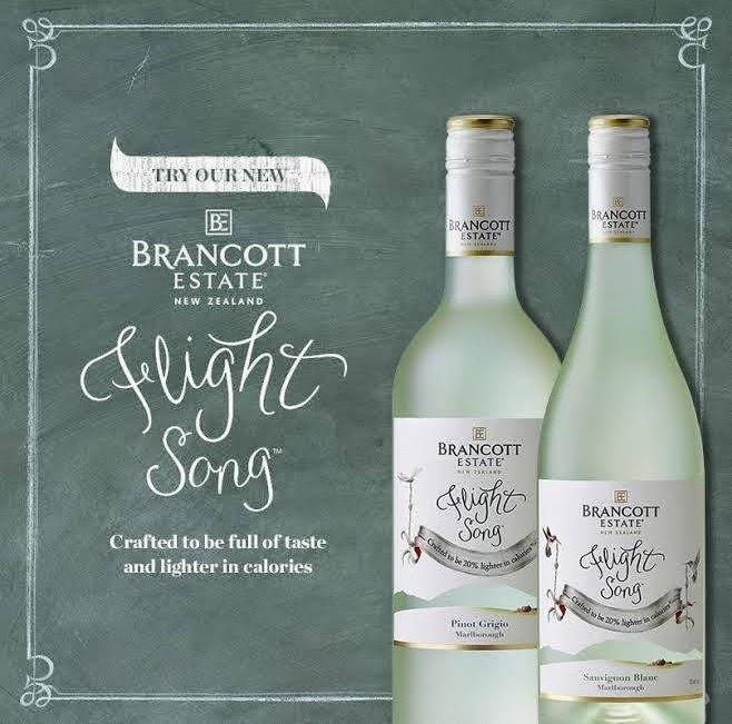 Brancott Estate Flight Song wines