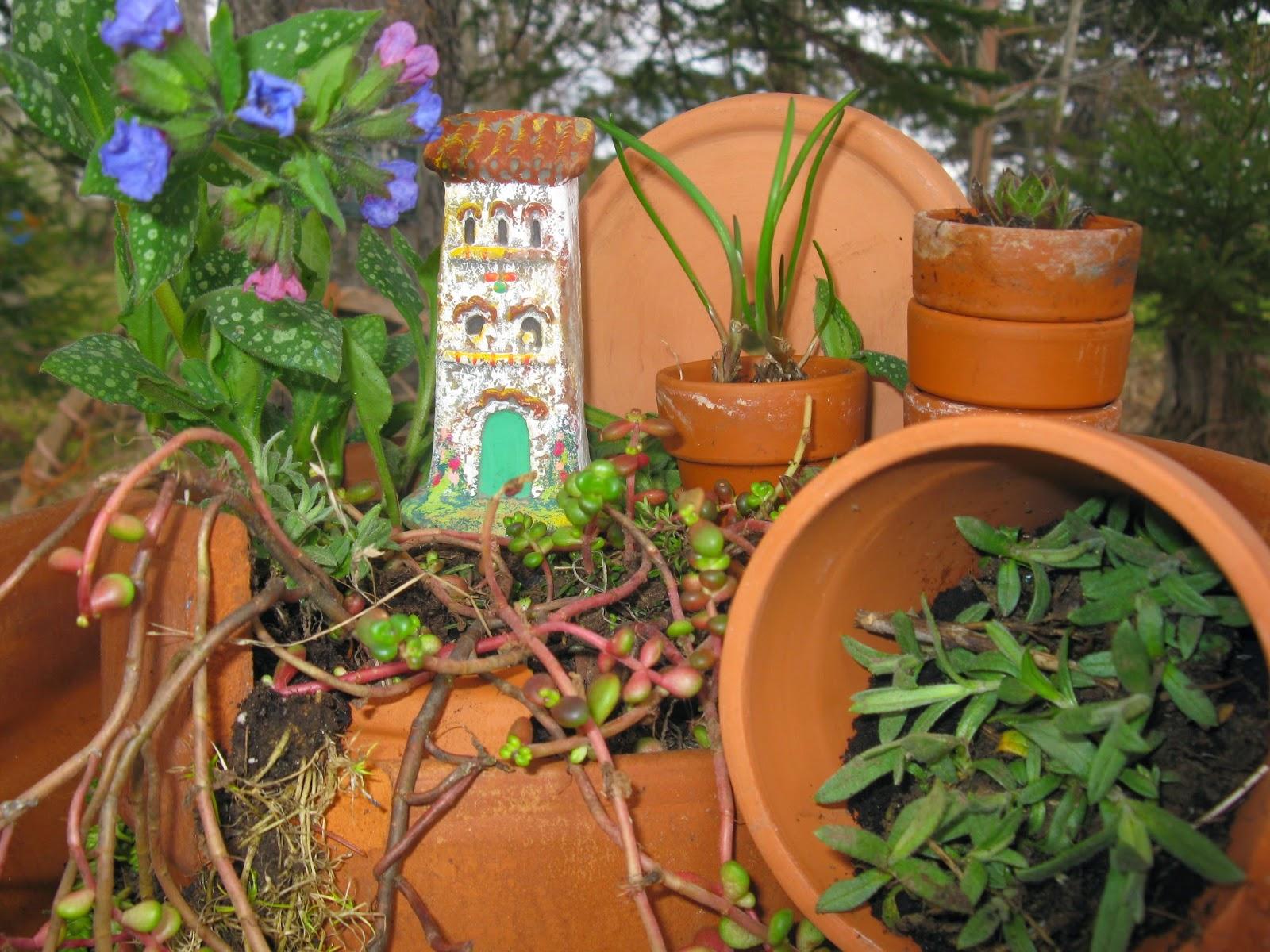 Thelma\'s Days: A Tiny Garden