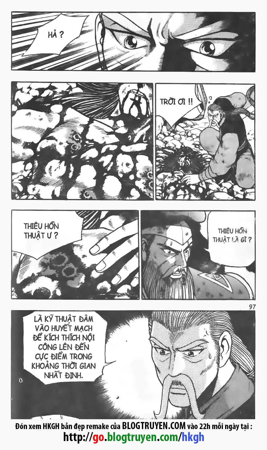 Hiệp Khách Giang Hồ chap 106 page 21 - IZTruyenTranh.com