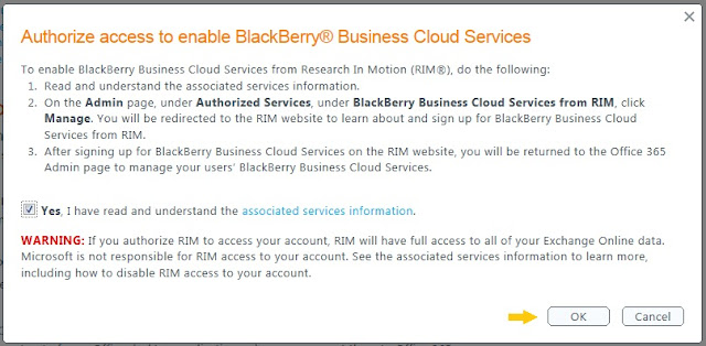 3 BlackBerry Business Cloud Services for Microsoft Office 365 is Now Available in Beta   Sign up Now