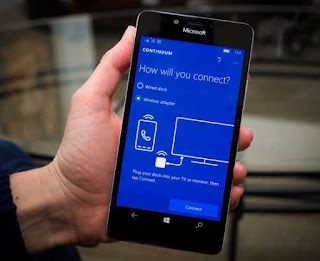 Harga Dan Spesifikasi Microsoft Lumia 950