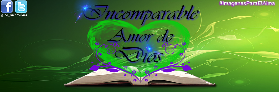 Incomparable Amor de Dios
