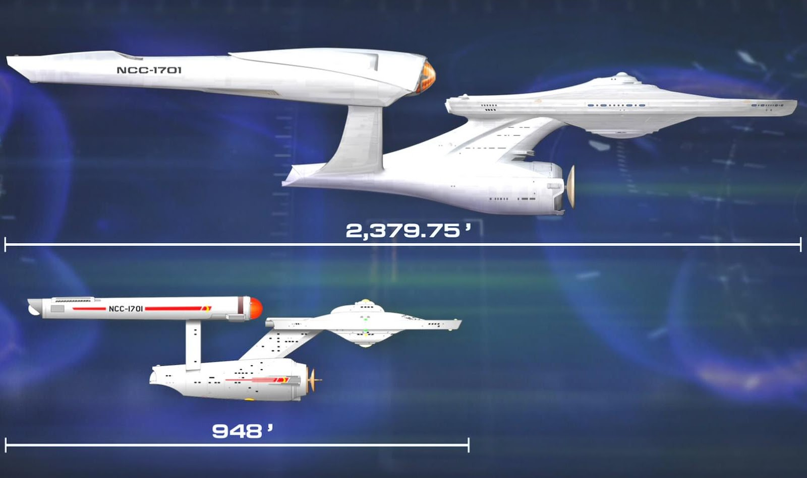 USS Stargazer Model Kit http://www.thetrekcollective.com/2013/02/first-look-at-revells-new-uss.html