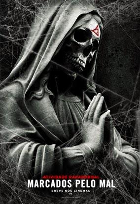 Atividade Paranormal: Marcados pelo Mal – Dublado (2014)