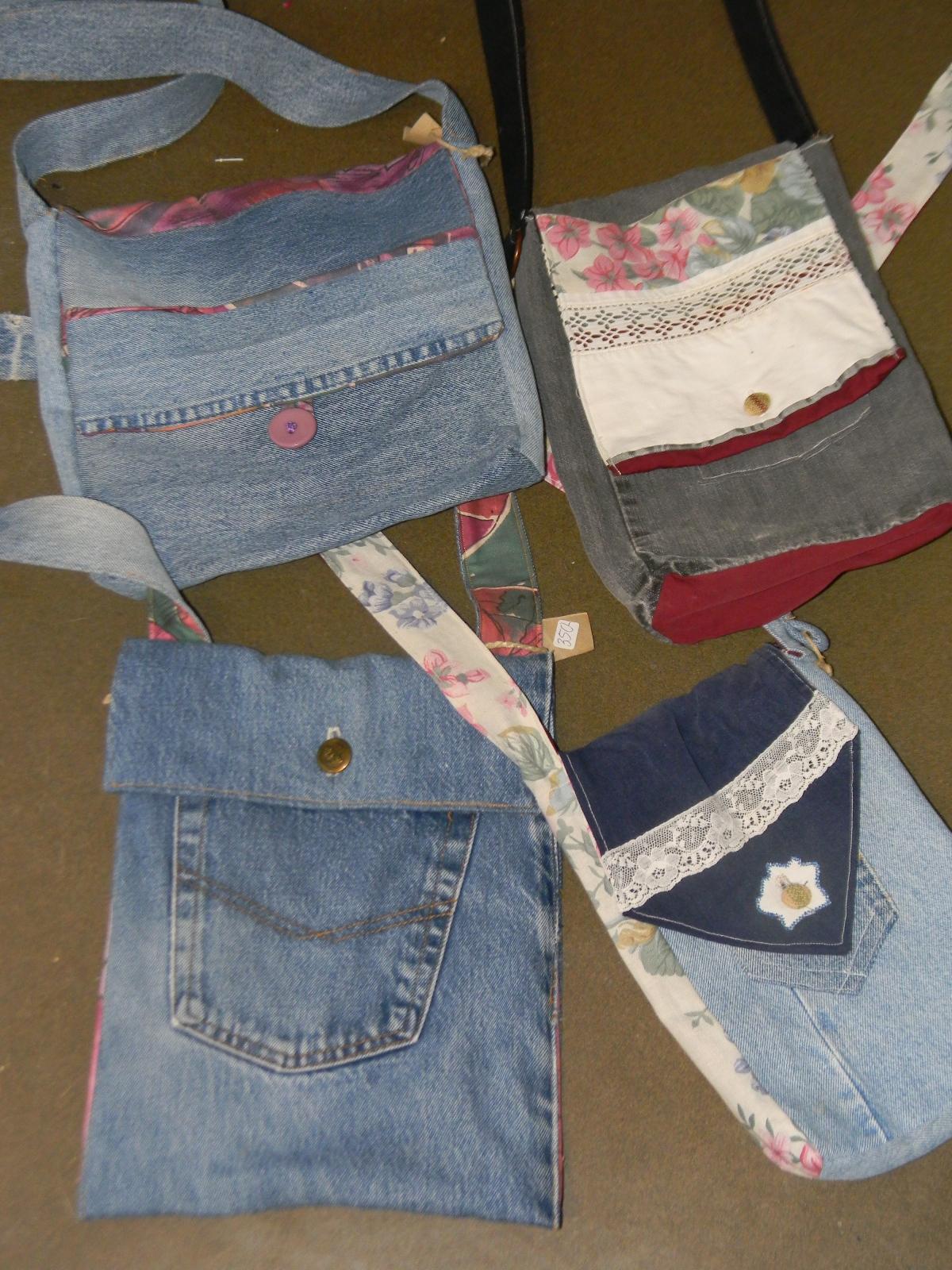 Jeansväskor