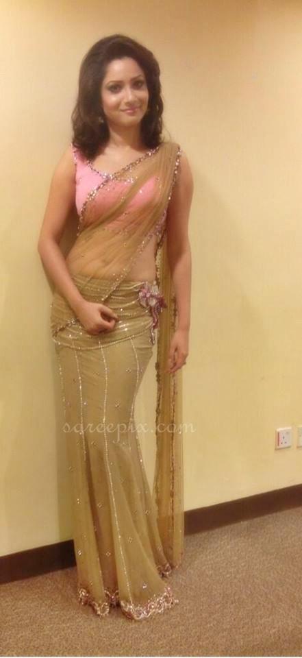 Ankita-lokhande-IIFA-2013