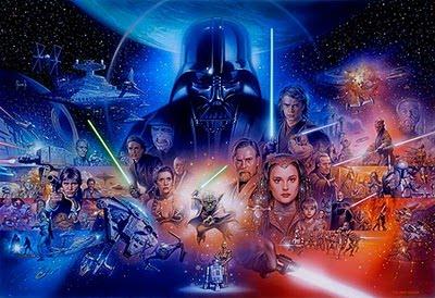 Star Wars Aficionado Website Classic Art A Universe Of