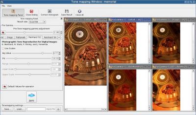 Qtpfsgui Free HDR Software