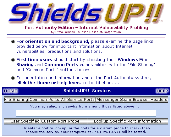 ShieldsUp