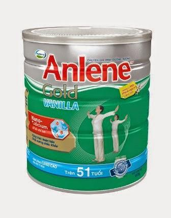 Anlene Vanilla Gold Can www.c10mt.com